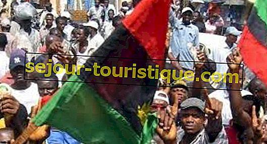 Hướng dẫn về người dân bản địa Nigeria