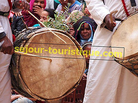 10 Musisi Maroko Yang Harus Anda Ketahui