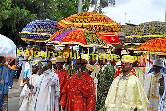 วิธีการฉลองปีใหม่เอธิโอเปีย
