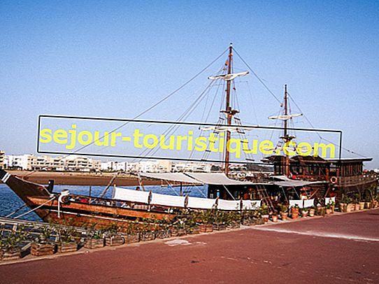 Die Top 10 Dinge zu sehen und zu tun in Rabat, Marokko