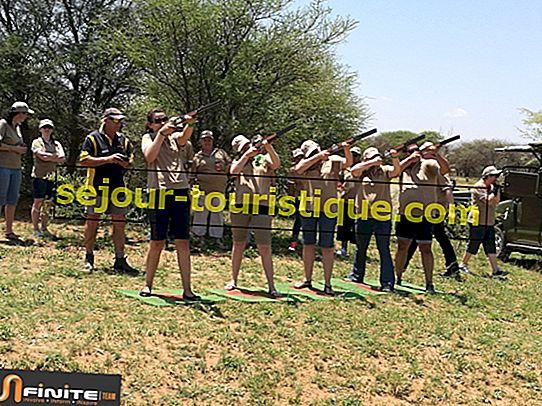 10 Rizab Permainan Terunggul Berhampiran Johannesburg