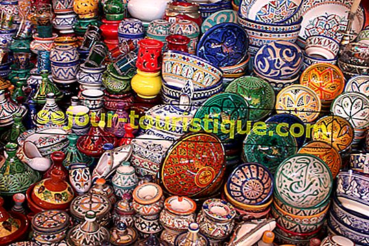 11 Hal yang Hanya Dapat Anda Beli di Maroko