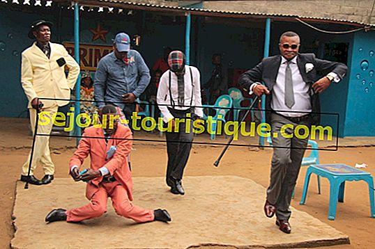"""Die Kunst von La Sape: Modetipps von Kongos """"Sapeurs"""""""