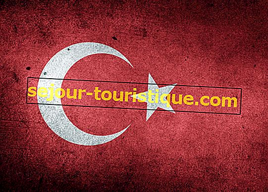 9 ข้อเท็จจริงที่น่าสนใจเกี่ยวกับธงชาติตุรกี