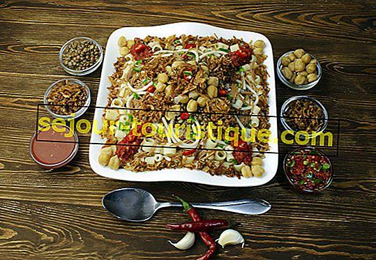 10 plats égyptiens traditionnels que vous devez essayer