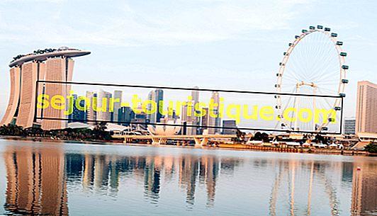 Les 9 meilleures vues de la ligne d'horizon de Singapour