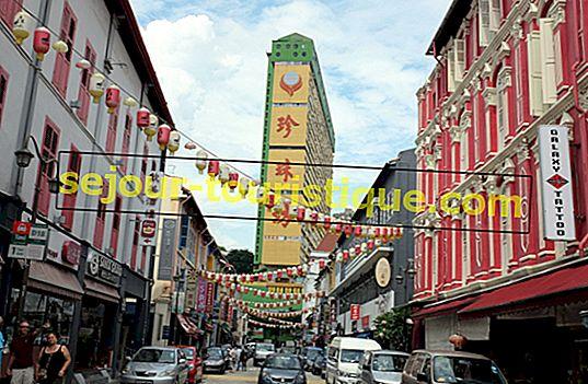 Les 10 meilleurs restaurants à Chinatown, Singapour