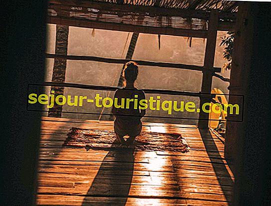 10 Retret dan Pusat Meditasi Terbaik di Bali