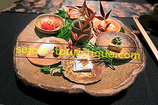 Die besten mit einem Michelin-Stern ausgezeichneten Restaurants in Tokio, Japan