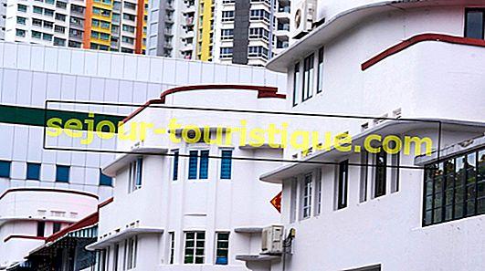 Die 10 besten Aktivitäten in Tiong Bahru, Singapur