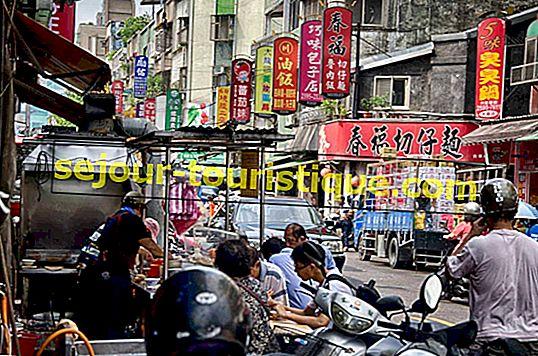 Quelle est la meilleure période de l'année pour visiter Taiwan?