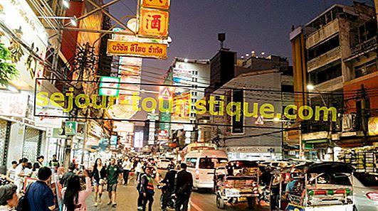 Panduan Terbaik Ke Chinatown Bangkok
