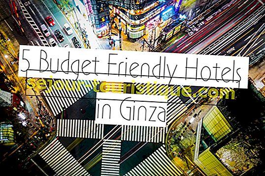 Die 9 besten günstigen Hotels in Tokio