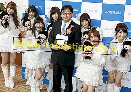 日本のアイドルバンドのメンバーの生活