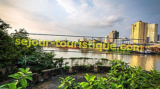 15 điểm tham quan không thể di chuyển ở Manila, Philippines