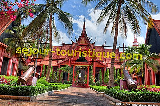 カンボジアプノンペンの観光名所トップ10