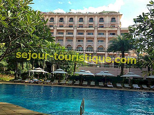 10 Hotel Mewah Terbaik di India