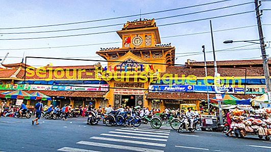 Objek Wisata Terbaik di Distrik 1, Kota Ho Chi Minh