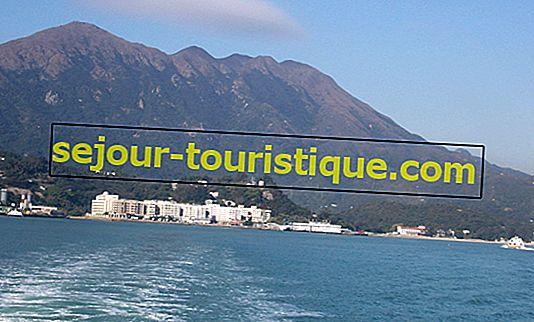 10 điều cần làm nhất trên đảo Lantau
