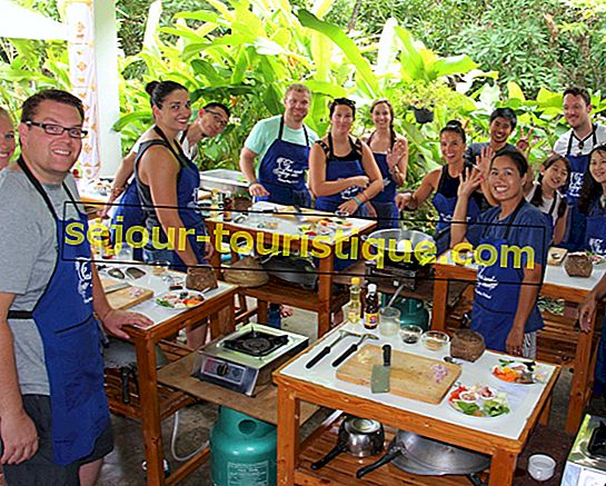 De beste kooklessen in Chiang Mai, Thailand