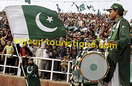 Bagaimana Pakistan Merayakan Hari Kemerdekaan