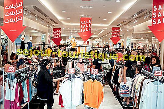 Les meilleurs sites de boutique en ligne à Dubaï
