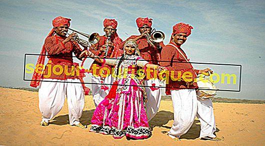 8 Volkstänze aus Rajasthan, die Sie kennen sollten