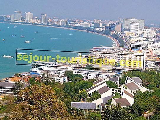 Les meilleures plages de Pattaya, Thaïlande