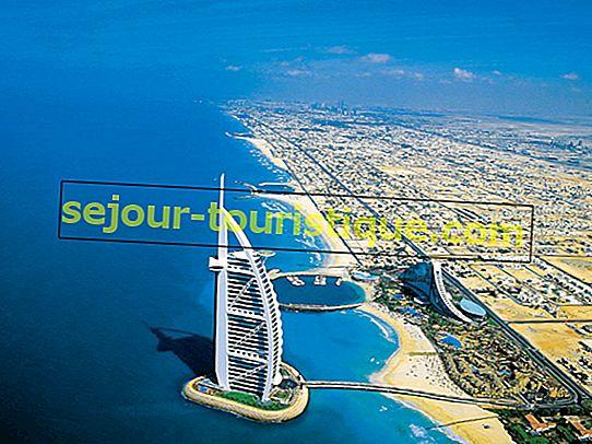 Tại sao thành phố Dubai lại giàu có như vậy?
