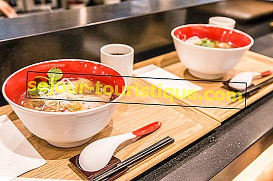 10 Makanan Bintang Michelin Terbaik Di Bawah $ 5 di Singapura