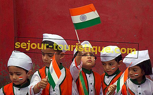 Bagaimana India Merayakan Hari Kemerdekaan