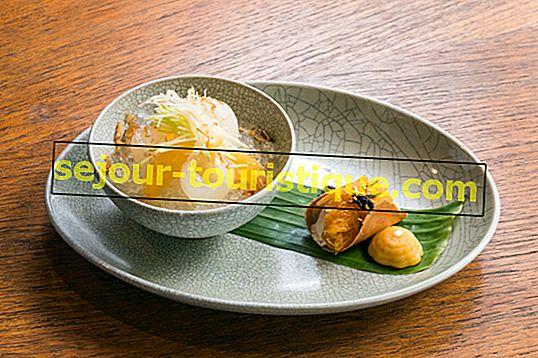 10 Makanan Penutup Thailand Lezat yang Harus Anda Coba