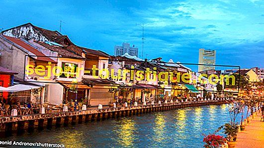 Hoe reist u van Kuala Lumpur naar Melaka