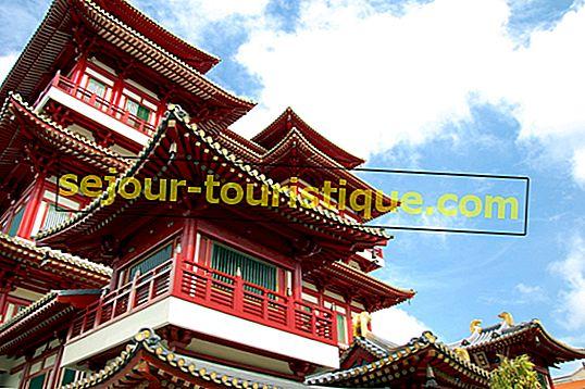 Die 10 schönsten buddhistischen Tempel in Singapur