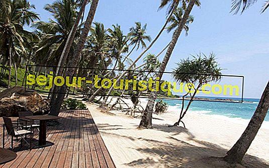 10 Best Beach Resorts di Sri Lanka
