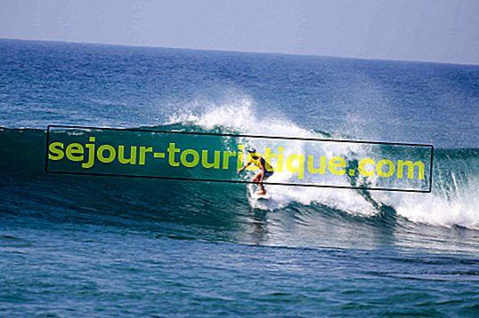 Tempat Surf Terbaik di Sri Lanka