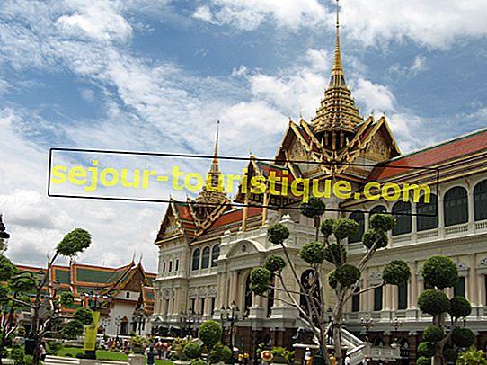 24 Objek Wisata yang Wajib Dikunjungi di Bangkok