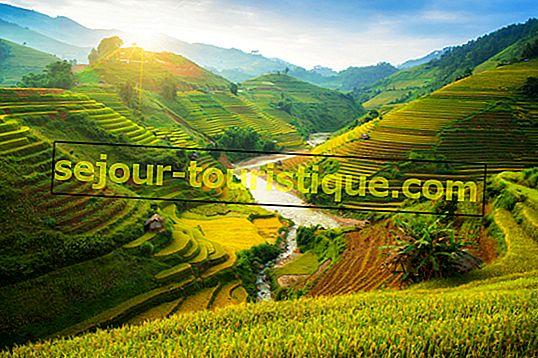 Wann ist die beste Jahreszeit, um Vietnam zu besuchen?