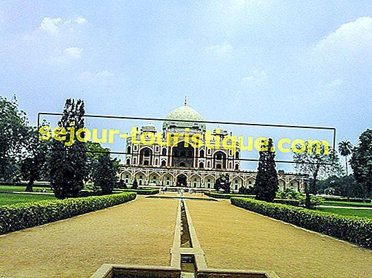 10 Galeri Seni Kontemporer Terbaik New Delhi