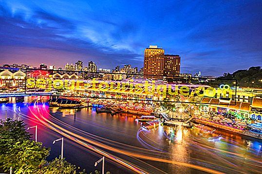 Ein Leitfaden zum Clarke Quay, Singapur