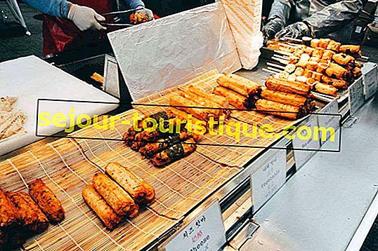 Les meilleurs endroits pour essayer la cuisine de rue à Séoul