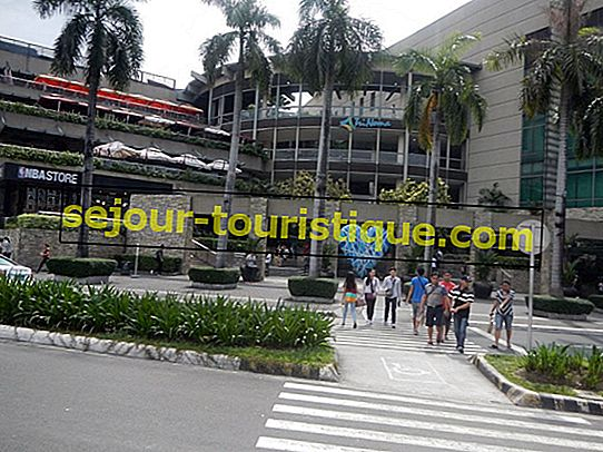 10 trung tâm tốt nhất ở Manila, Philippines