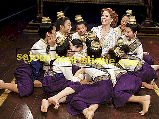 La vraie histoire thaïlandaise du roi et moi