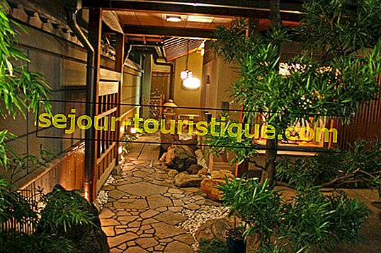8 nhà nghỉ tốt nhất ở Kyoto, Nhật Bản