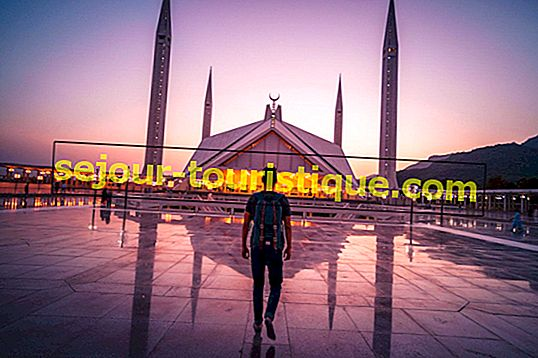 De beste plaatsen om te bezoeken in Pakistan