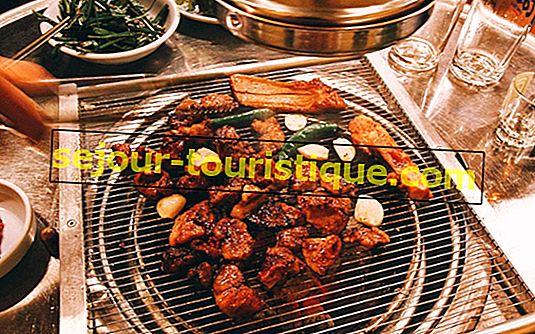 Die 8 besten koreanischen Grillplätze in Seoul