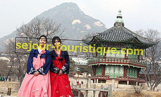 Hanbok: Pengantar Pakaian Nasional Korea Selatan