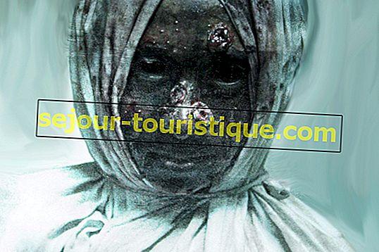 De 13 meest angstaanjagende geesten in Thailand