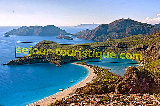 10 Tempat Terbaik untuk Kunjungi di Turki