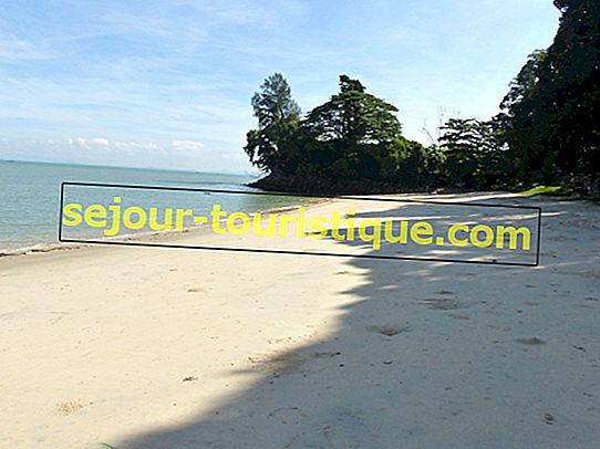 7 bãi biển đẹp nhất ở Penang, Malaysia